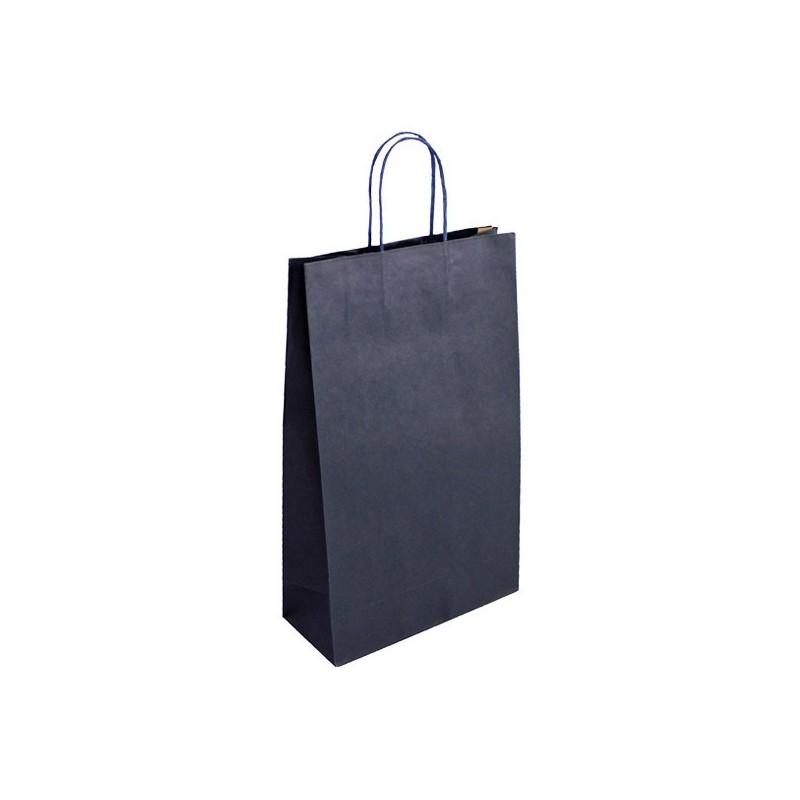 Papírová tašky hnědá Topcraft 26x10x33
