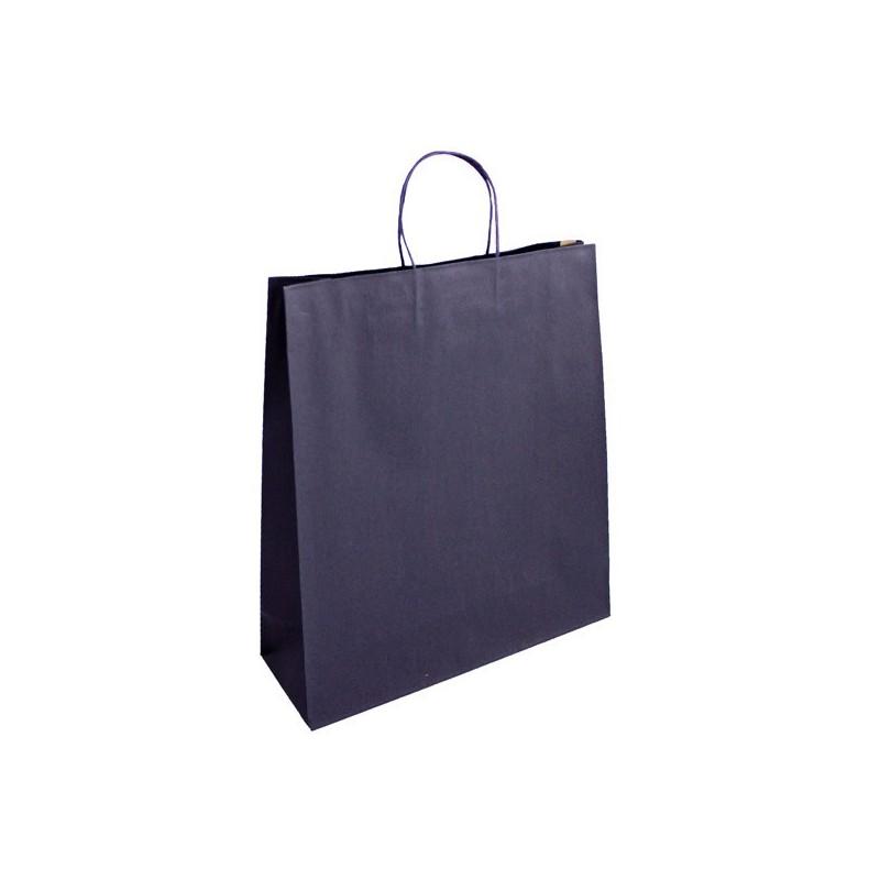 Modrá taška Blu 36x12x40
