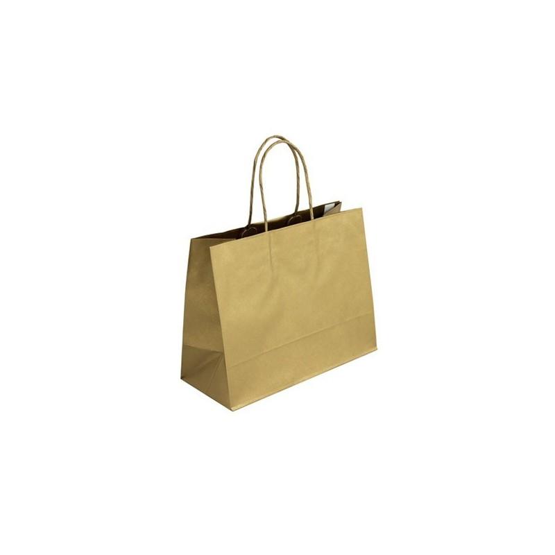 Zlatá taška Mat Oro 25x11x20