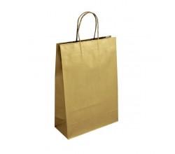 Zlatá taška Mat Oro 25x11x36