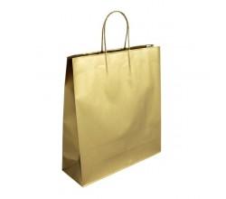 Zlatá taška Mat Oro 36x12x40